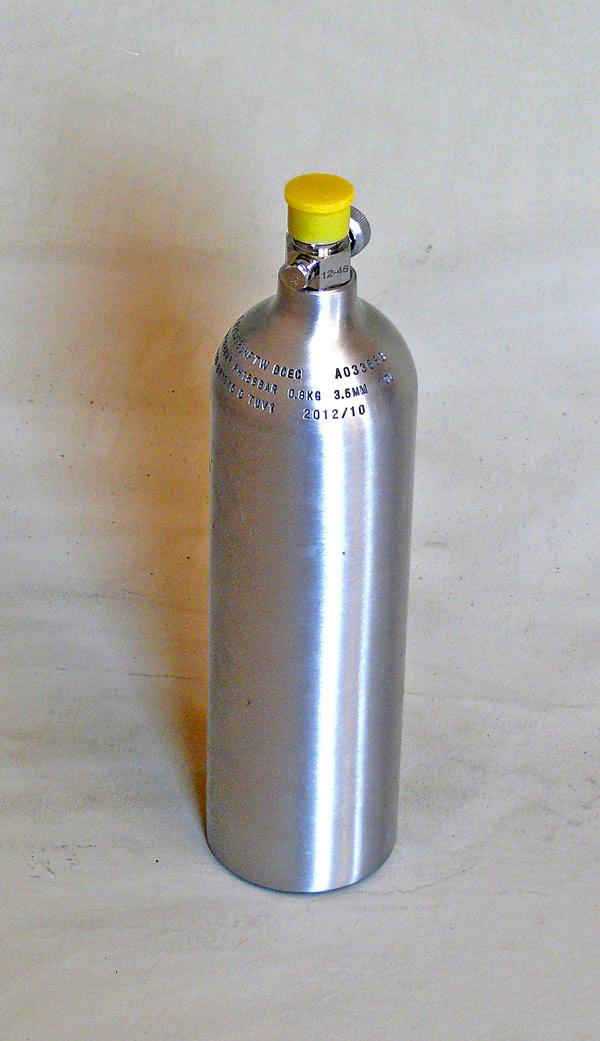 CO2 PALACK 80dkg TÖLTETŰ