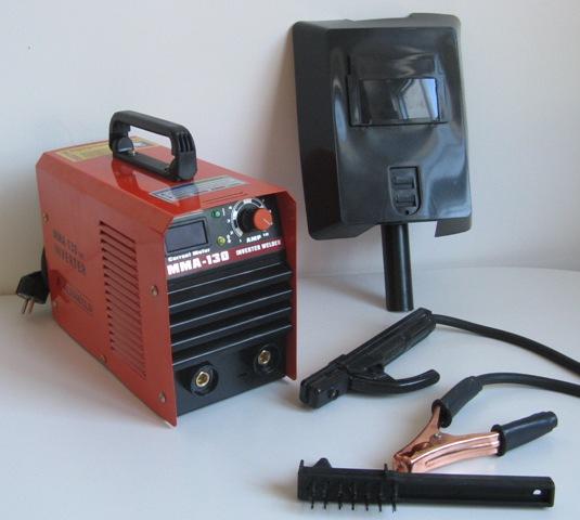 ALFAWELD MMA-130 130A/230V inverteres hegesztőgép