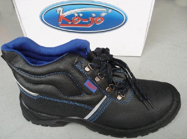 Kö jó acélbetétes munkavédelmi cipő 107 C1 magas szárú