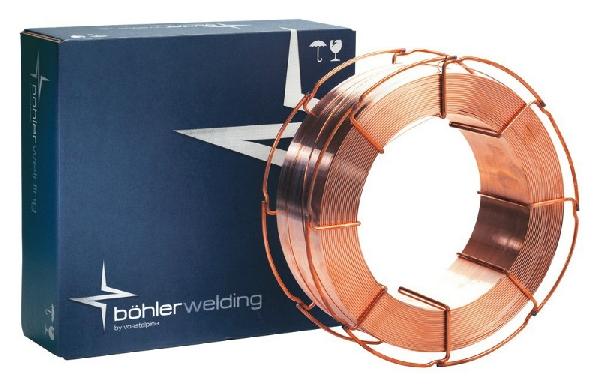 Böhler EMK 6 huzal 1,0mm 1,0kg