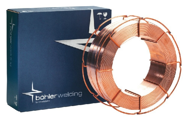 Böhler EMK 6 MINI huzal 0,6mm 1,0kg/5kg