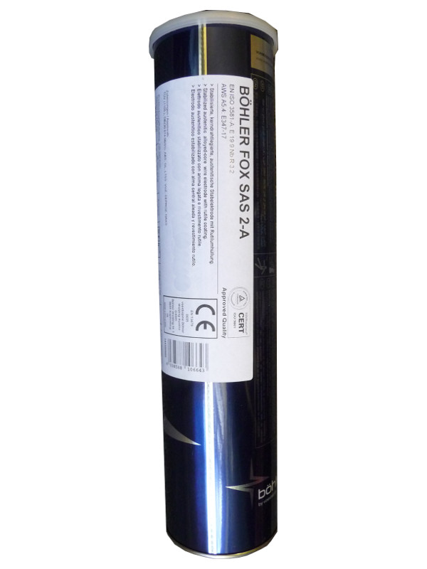 Böhler FOX SAS 2-A elektróda 2,0x300mm 1,0kg