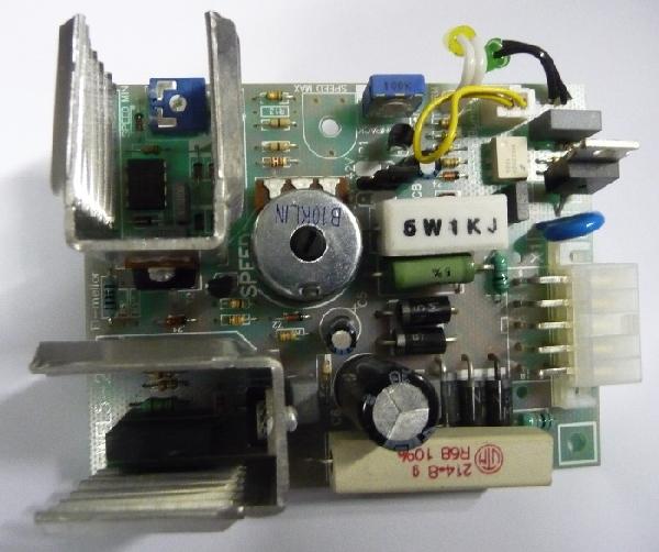 WEL5-2 vezérlő kártya