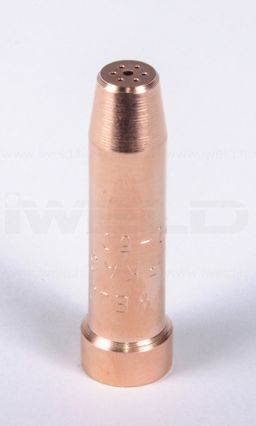 Vágófúvóka RKA5 acetilén 100-200mm
