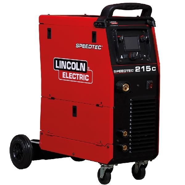 Lincoln speedtec 215 c inverteres hegesztőgép