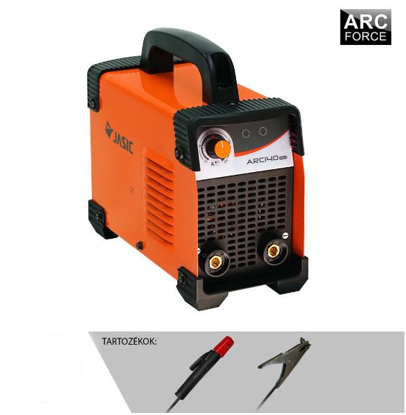 Jasic ARC-140 (Z237) Bevontelektródás hegesztő inverter