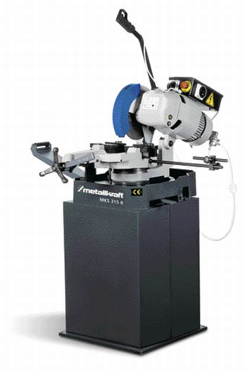 Fűrésztárcsás darabológép MKS 316 R (400V) csúszókuplunggal 20/40 f/p