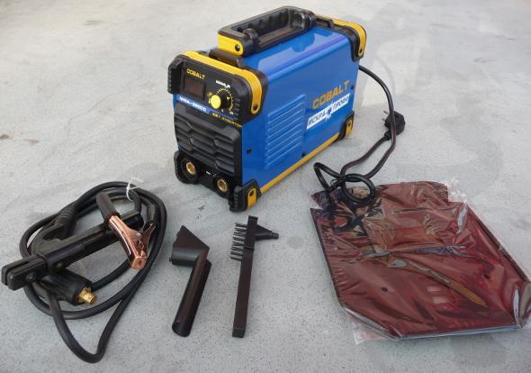 Cobalt MMA 3200C inverteres MMA hegesztőgép