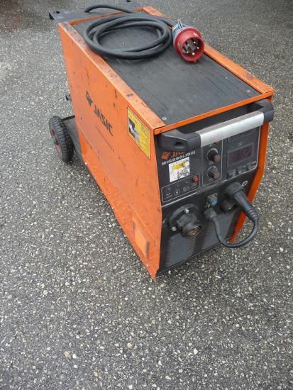 Jasic MIG 250 J90 inverteres Co hegesztőgép, HASZNÁLT