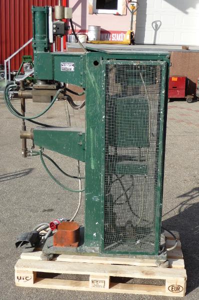 Malaguti LAP 50 állványos pneumatikus ponthegesztő HASZNÁLT