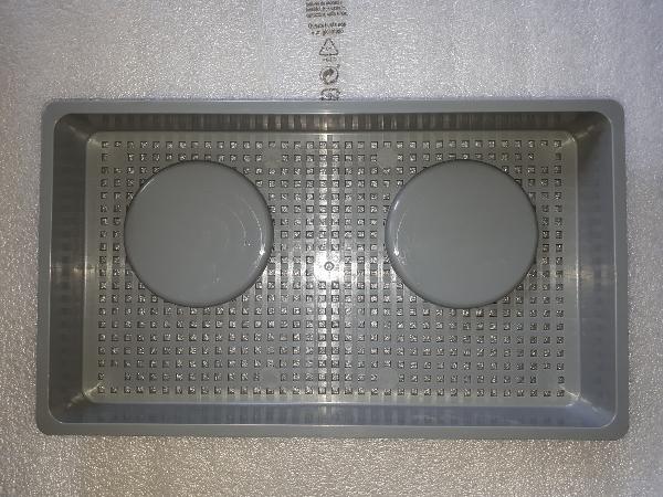 Waterway dupla szűrős skimmer levélfogó kosár