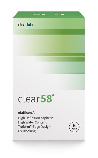 Clear 58UV (6db)