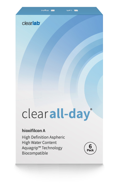 Clear All-day (6db)