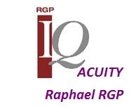 Raphael BioGP New Aspheric RGP lencse (1db)