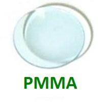 PMMA kemény kontaktlencse (1db)