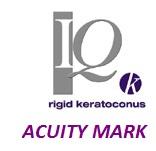 Acuity K (Mark 1) keratoconusz RGP lencse (1db)