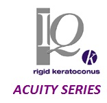 Acuity K (Series 2) keratoconusz RGP lencse (1db)