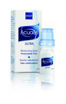 ACUAISS ULTRA 10ml - tartósítószer mentes műkönny