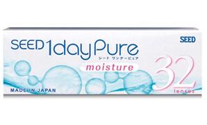 SEED 1-day Pure Moisture - napi lencse (32db)