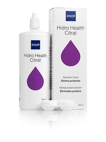 HIDRO HEALTH CITRAT 360 ml + tároló tok