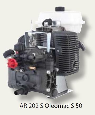 AR 202 Benzin