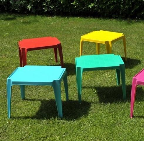 Kerti bútor webáruház: műanyag kerti asztal, szék