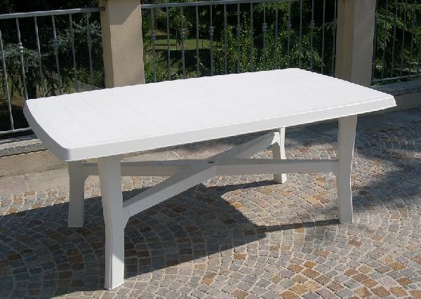 SENNA fehér asztal 180x100cm