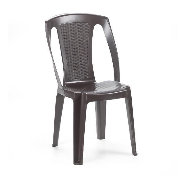 rattan hatású magastámlás szék