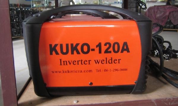 KUKO-120A inverteres ívhegesztőgép