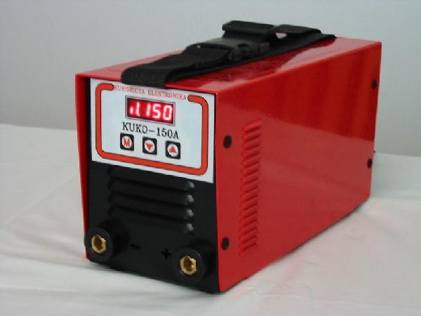 KUKO-150A inverteres ívhegesztőgép