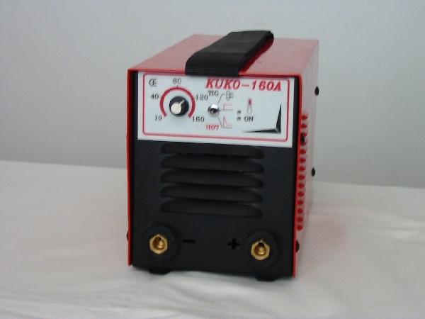 KUKO-160A inverteres ívhegesztőgép