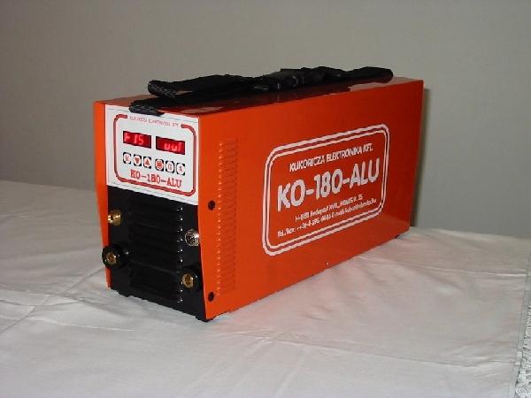 KO-180-ALU inverteres ívhegesztőgép