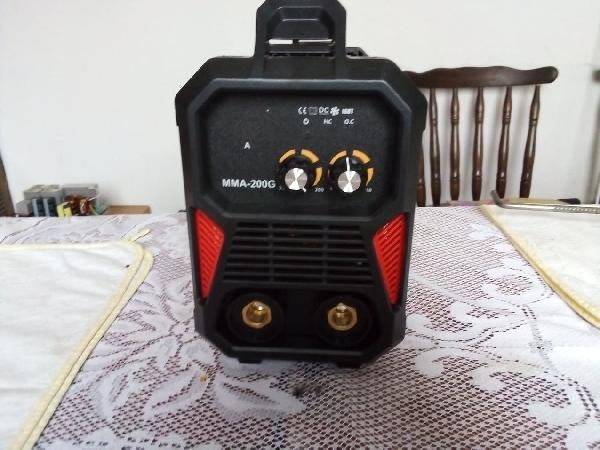 KUKO-200A inverteres ívhegesztőgép