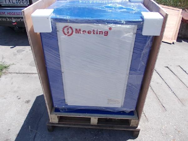 Meeting 7,5kW-os MDS20D víz-víz, talajszonda-víz hőszivattyú