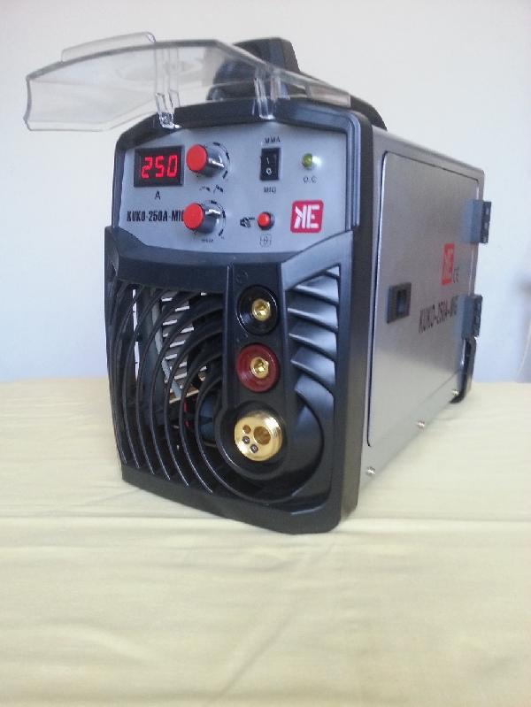 KUKO-250A-MIG inverteres ívhegesztõgép