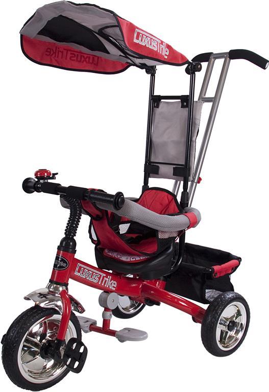 Sun Baby XG 18819G Sz�l�korm�nyos Tricikli RED