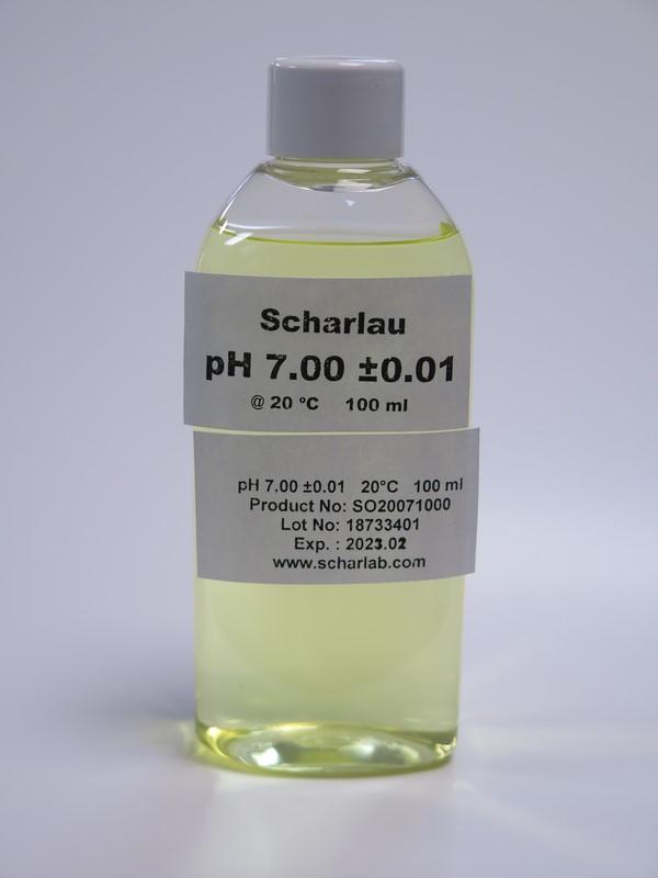 Kalibráló oldat 7.01 pH értékre 100ml Reagecon BPH10