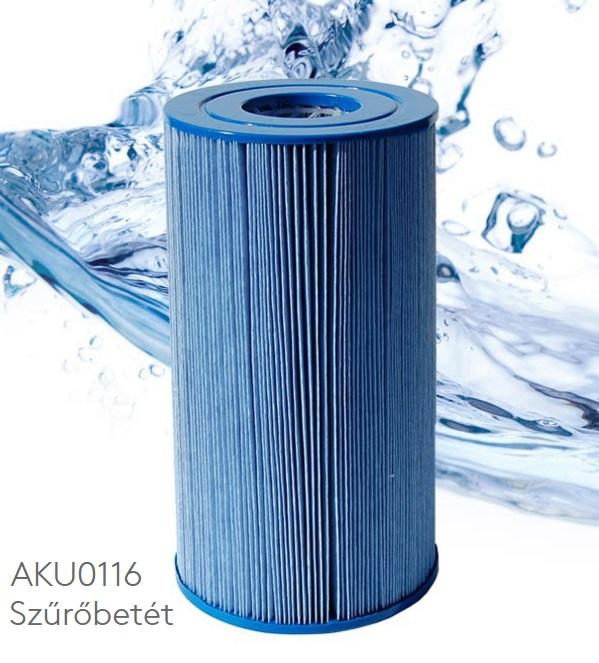 Wellis Pleatco AKU0116 jacuzzi szűrőbetét