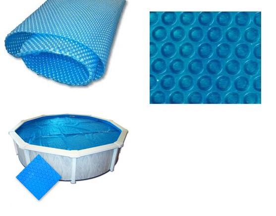 Blue 250 szolártakaró 6m-es kör alakú medencéhez 250 mikron AS-172006