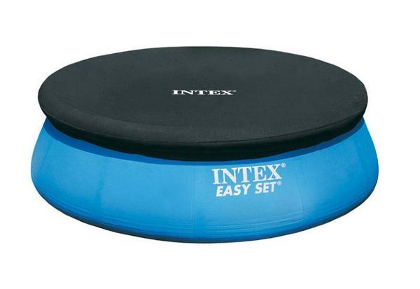 Intex puhafalú medence takaró 305cm átmérőre 28021