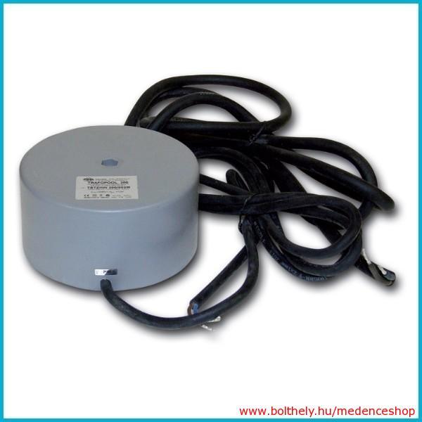 Toroid transzformátor medence világításhoz AC 230V / AC 12V 300W 300VA URT-300ITO