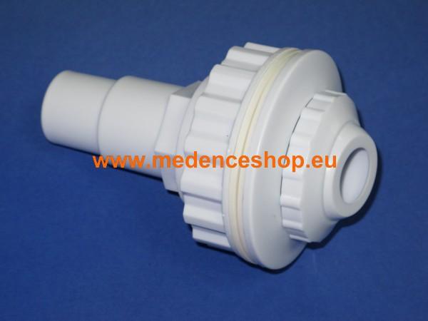 Falátvezető idom + fuvóka 32 és 38mm-es csatlakozással MDI 306 T330