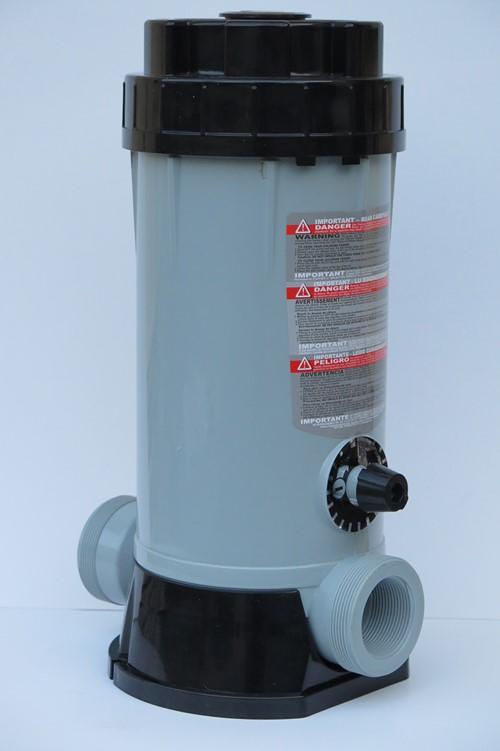 Automata átfolyós vegyszeradagoló 4kg kapacitás UVX-AUTOCL