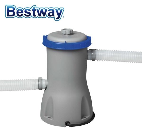 Bestway medence vízforgató szivattyú 3m3/h 32W 58386