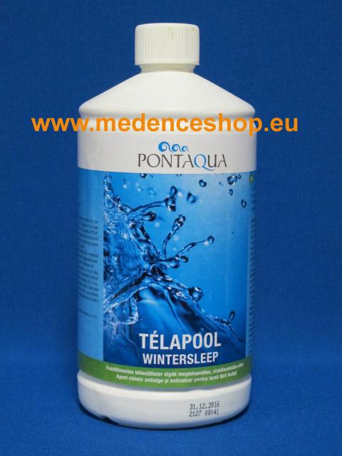 Pontaqua TÉLAPOOL téliesítő folyadék 1 liter TAP 010