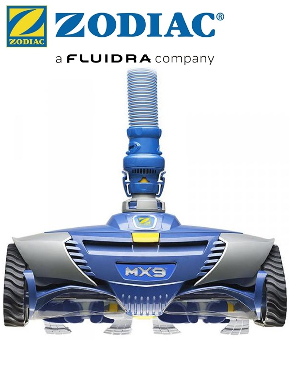 Zodiac Baracuda MX 8 félautomata medence porszívó UPB-MX8