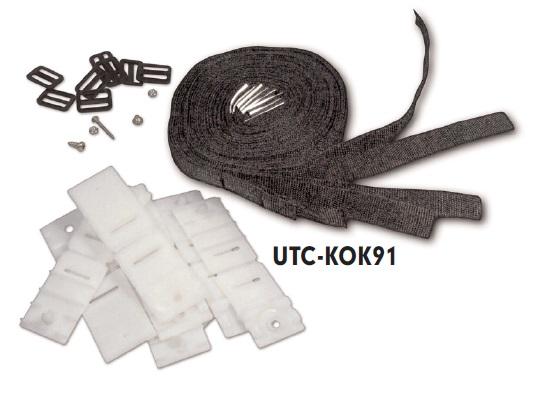 Szolár fólia rögzítő patantkészlet UTC-KOK91