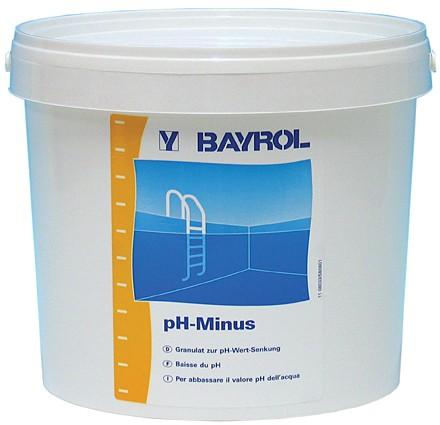 Bayrol pH minus, pH csökkentő granulátum 6kg UV-BPM06