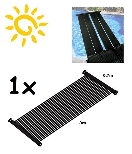 FPA 371 szolárszőnyeg medencefűtés 3m x 0,7m