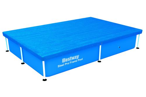 Bestway 221x150x43cm csővázas medencére takaró fólia BW 58103